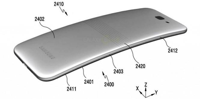 Lộ chi tiết smartphone màn hình gập Samsung Galaxy X ảnh 4