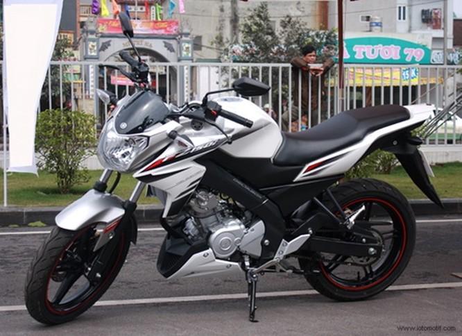 """""""Soi"""" loạt xe môtô giá dưới 80 triệu tại thị trường Việt ảnh 6"""