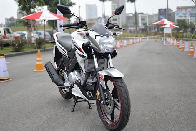 """""""Soi"""" loạt xe môtô giá dưới 80 triệu tại thị trường Việt ảnh 5"""