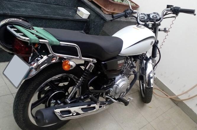 """""""Soi"""" loạt xe môtô giá dưới 80 triệu tại thị trường Việt ảnh 4"""