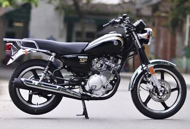 """""""Soi"""" loạt xe môtô giá dưới 80 triệu tại thị trường Việt ảnh 3"""
