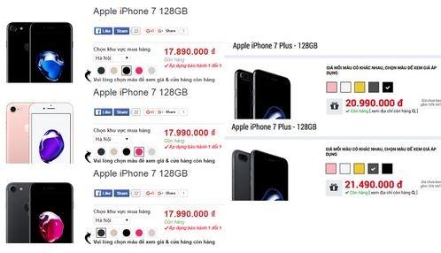 Dễ xước, Jet Black trở thành bản iPhone 7 giá rẻ nhất ảnh 1