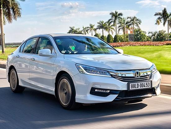 Những mẫu xe vừa giảm giá sâu nhất đầu năm 2017 ảnh 1