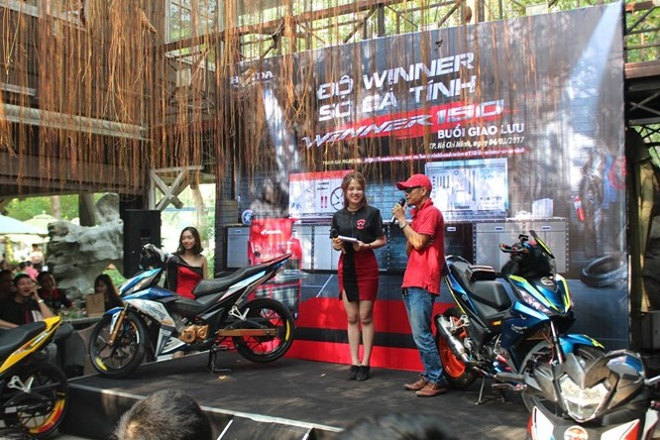 1.000 biker và 300 mẫu độ WINNER hội tụ ảnh 9