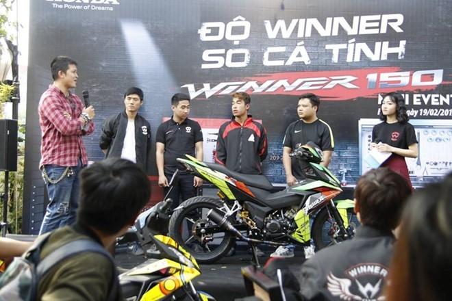 1.000 biker và 300 mẫu độ WINNER hội tụ ảnh 8