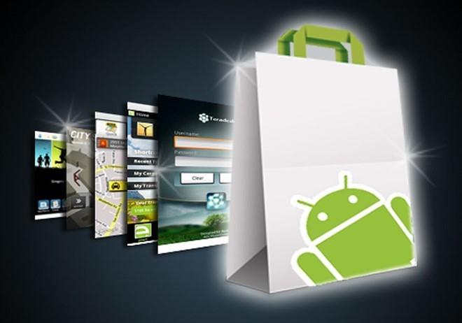 Hành trình từ Android Market đến Google Play của Google ảnh 1