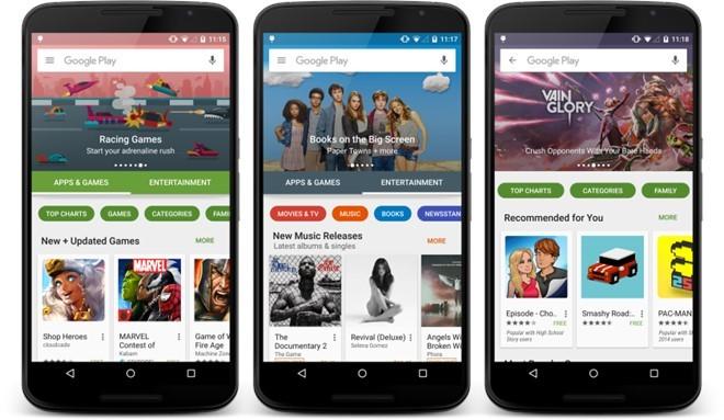 Hành trình từ Android Market đến Google Play của Google ảnh 2