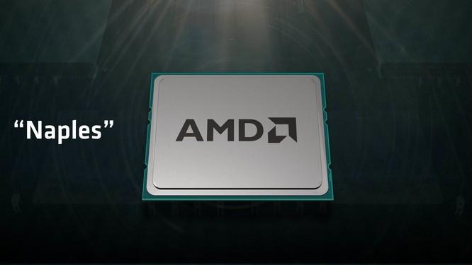 Naples: Át chủ bài 32 nhân của AMD ảnh 1