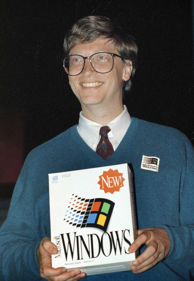 """Loạt ảnh về mối quan hệ """"bạn-thù"""" kỳ lạ của Steve Jobs và Bill Gates ảnh 16"""