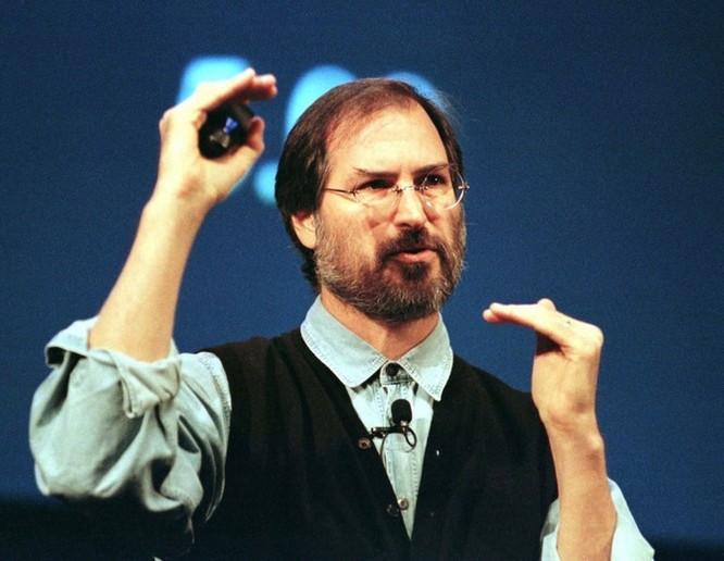 """Loạt ảnh về mối quan hệ """"bạn-thù"""" kỳ lạ của Steve Jobs và Bill Gates ảnh 17"""