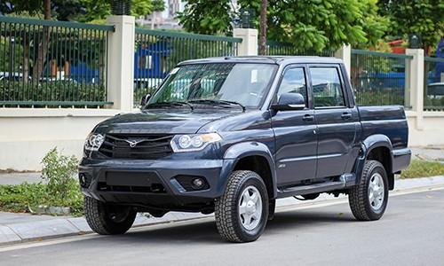 Xe SUV của Nga giá từ 460 triệu đồng tại Việt Nam ảnh 2