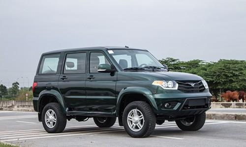 Xe SUV của Nga giá từ 460 triệu đồng tại Việt Nam ảnh 1