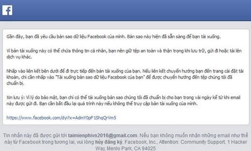3 cách phục hồi tin nhắn đã xóa trên Facebook dễ hơn ăn cháo ảnh 7