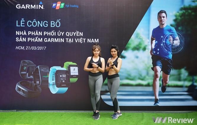 Đồng hồ thông minh Garmin chính thức vào Việt Nam, giá từ 2 triệu đồng ảnh 6