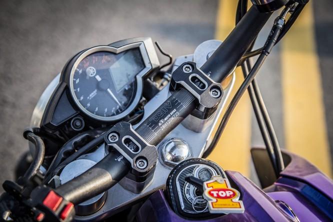 Yamaha FZ150i độ của biker Sài Gòn ảnh 2