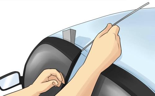 4 cách 'cạy cửa' ôtô trong trường hợp khẩn cấp ảnh 6