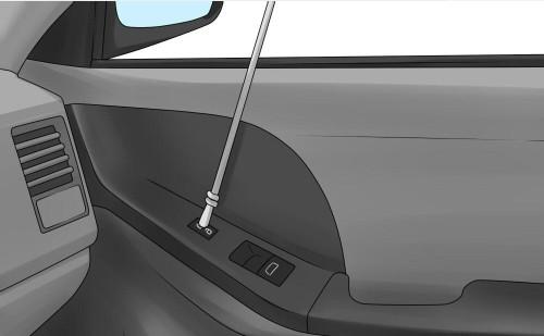 4 cách 'cạy cửa' ôtô trong trường hợp khẩn cấp ảnh 5