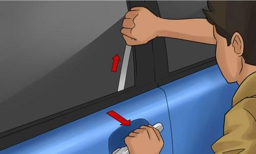 4 cách 'cạy cửa' ôtô trong trường hợp khẩn cấp ảnh 8