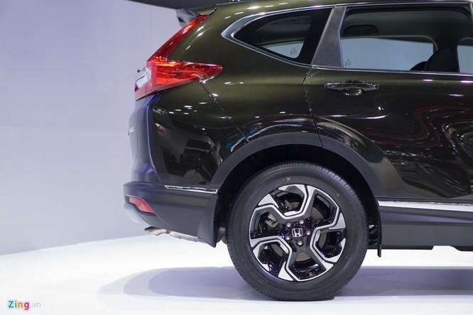 Ảnh thực tế Honda CR-V 7 chỗ vừa ra mắt ảnh 1