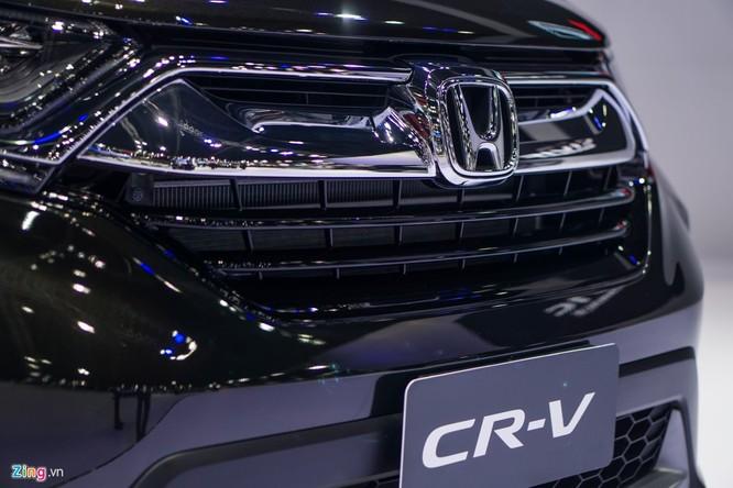 Ảnh thực tế Honda CR-V 7 chỗ vừa ra mắt ảnh 2
