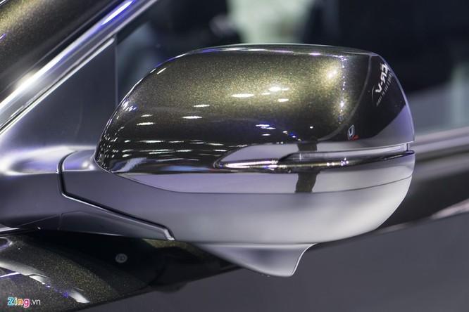 Ảnh thực tế Honda CR-V 7 chỗ vừa ra mắt ảnh 3