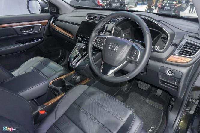 Ảnh thực tế Honda CR-V 7 chỗ vừa ra mắt ảnh 5
