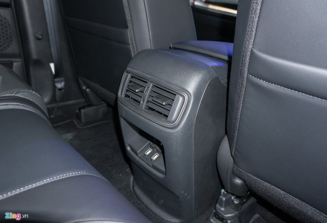 Ảnh thực tế Honda CR-V 7 chỗ vừa ra mắt ảnh 6