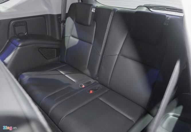 Ảnh thực tế Honda CR-V 7 chỗ vừa ra mắt ảnh 7