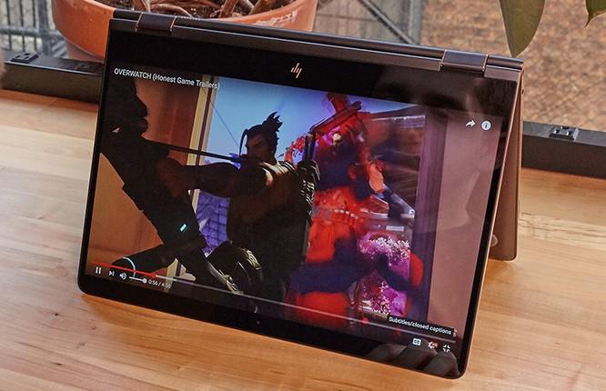Đánh giá HP Spectre x360 15-inch (2017) - laptop 2 trong 1 có thiết kế đẹp, pin lâu ảnh 8