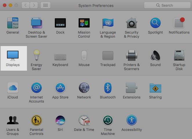 macOS chính thức có chế độ ban đêm Night Shift ảnh 2