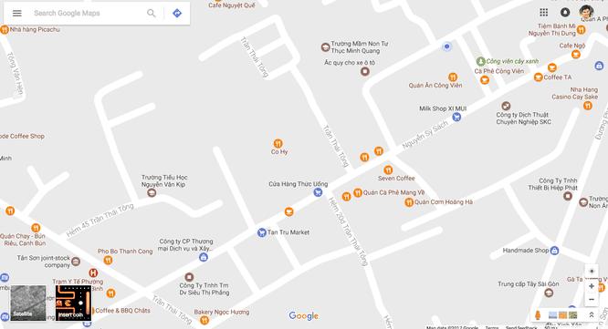 Game Quý cô Pac-Man trên Google Maps kéo dài đến ngày 4/4 ảnh 2