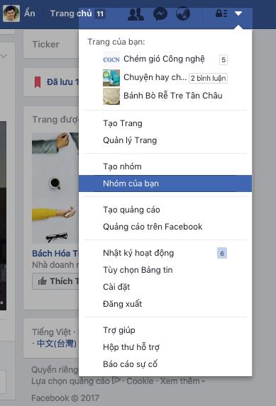 """Cách """"diệt tận gốc"""" thông báo phiền phức từ các Nhóm trên Facebook ảnh 6"""