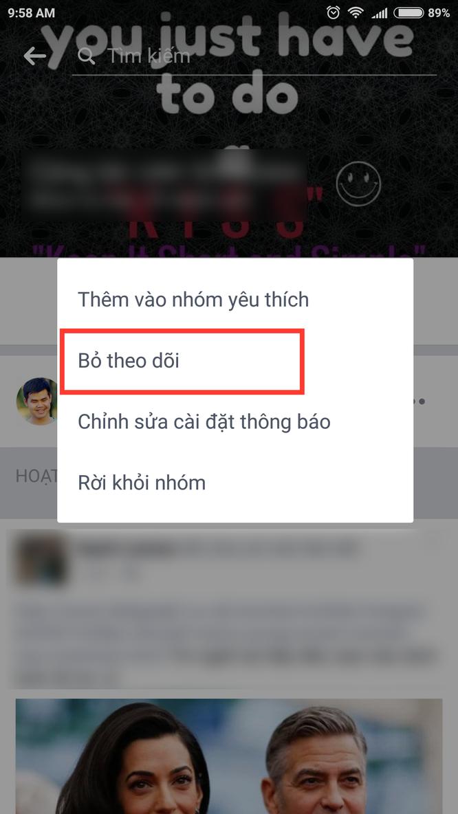 """Cách """"diệt tận gốc"""" thông báo phiền phức từ các Nhóm trên Facebook ảnh 15"""
