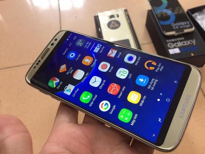 Xịn chưa bán, Galaxy S8 nhái đã tung hoành thị trường, giá khoảng 3 triệu đồng ảnh 5