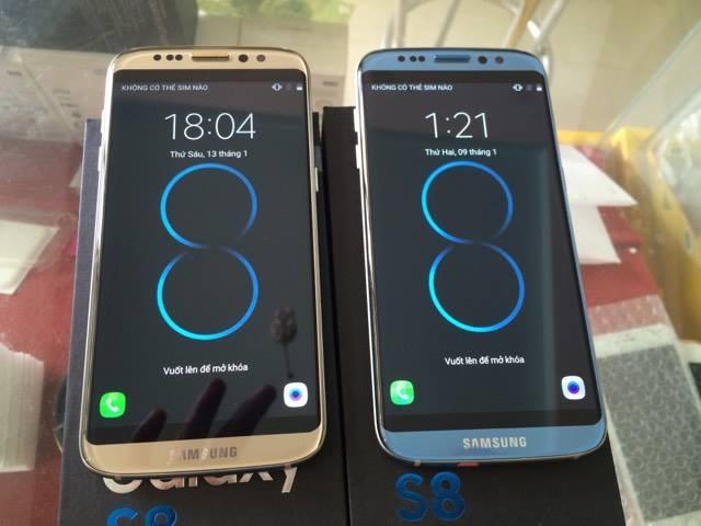 Xịn chưa bán, Galaxy S8 nhái đã tung hoành thị trường, giá khoảng 3 triệu đồng ảnh 4