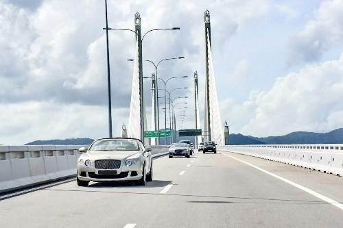 Triển lãm du thuyền dành cho khách hàng Bentley ở Việt Nam ảnh 2