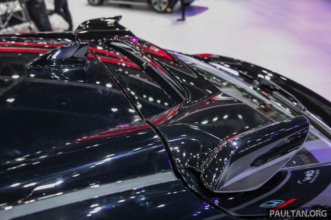 Honda Civic Hatchback 2017 gắn bodykit thể thao ảnh 5