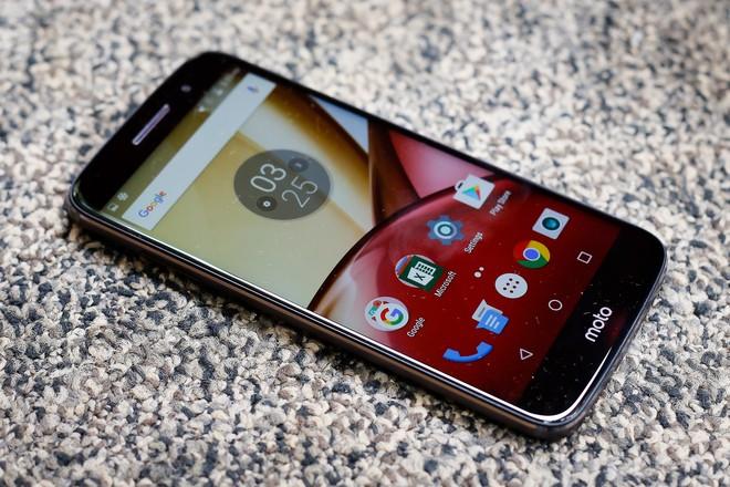 Motorola vỏ kim loại, chống nước, giá 7 triệu đồng ảnh 4