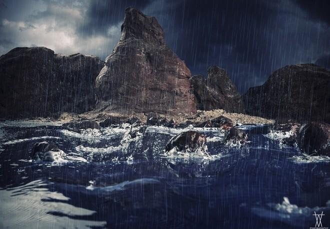 Nhiếp ảnh gia tiết lộ sự thật về những bức ảnh giông bão ảnh 8
