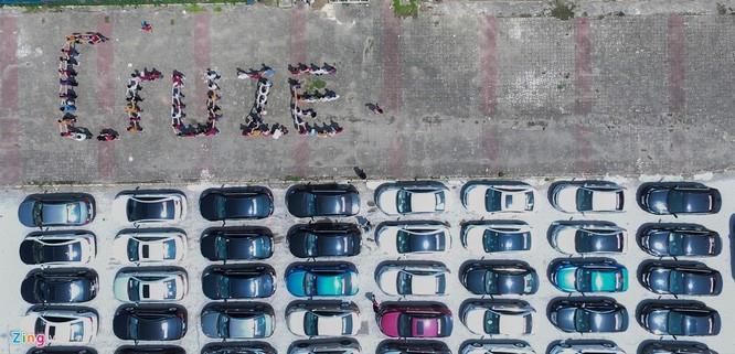 70 chiếc Chevrolet Cruze tụ họp ngày cuối tuần ảnh 2