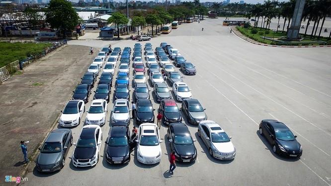 70 chiếc Chevrolet Cruze tụ họp ngày cuối tuần ảnh 1