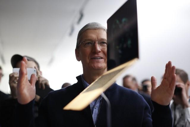 Vì sao Apple không từ bỏ MacBook ảnh 1