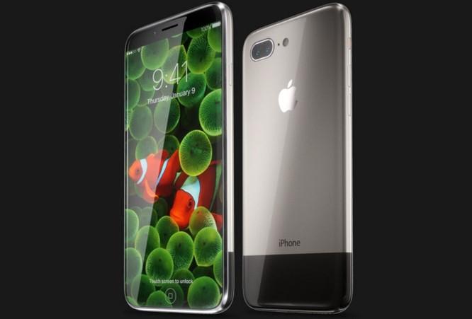 Ý tưởng iPhone 8 hoài cổ, viền siêu mỏng ảnh 3