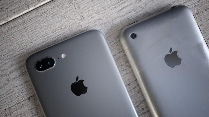 Ý tưởng iPhone 8 hoài cổ, viền siêu mỏng ảnh 4