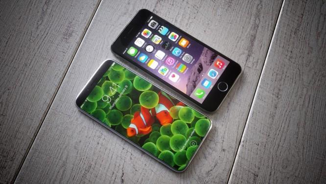 Ý tưởng iPhone 8 hoài cổ, viền siêu mỏng ảnh 5