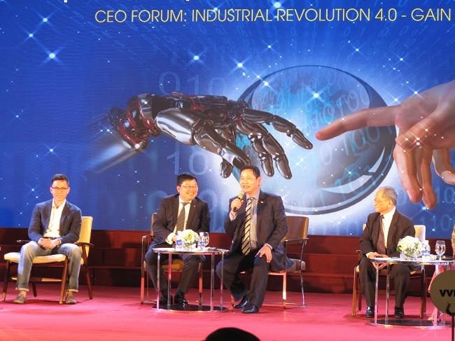 Việt Nam có thể bắt kịp cách mạng công nghiệp 4.0? ảnh 1