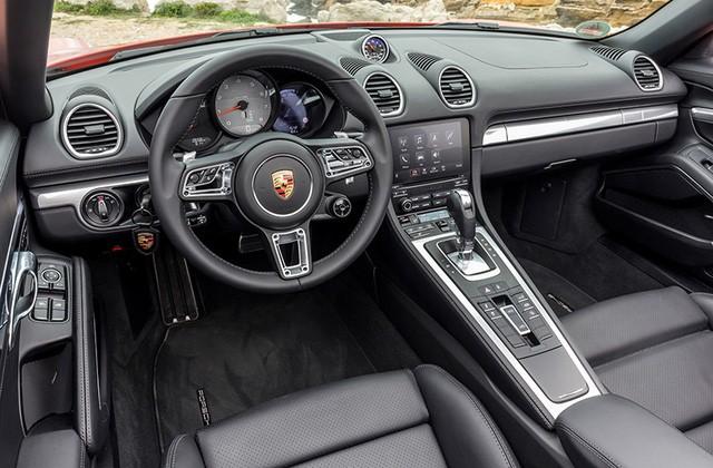 Porsche 718 Boxster - Niềm tự hào dòng roadster nước Đức ảnh 4