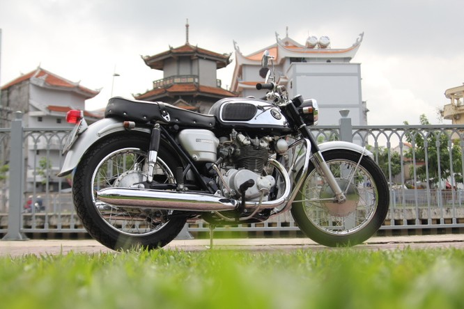 Honda CB - Niềm đam mê của biker Việt ảnh 9