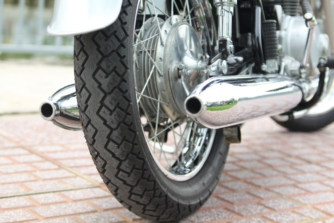 Honda CB - Niềm đam mê của biker Việt ảnh 12