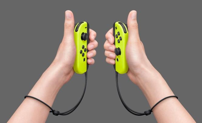 Nintendo tung ra grip pin Joy-Con AA dành cho tay cầm Switch ảnh 1